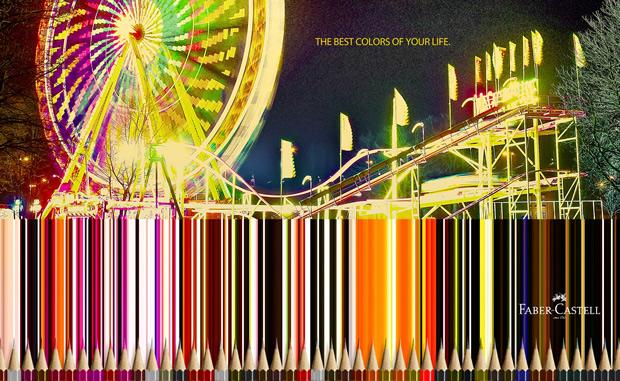 Faber-Castell-Amusement-park